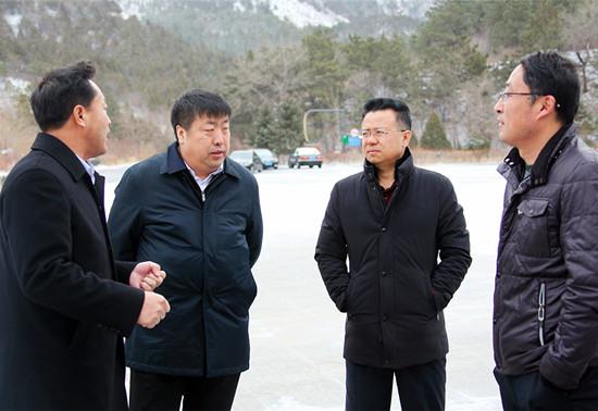 规划先行 夯实基础 强化招商 推进凤凰山旅游景区建设
